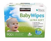 Kirkland Signature Baby Wipes 900ct
