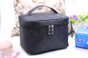 Urmiss Large Travel Cosmetic Case Makeup Bag Organiser Nylon Cosmetic Bags