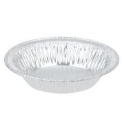 MT Products 11cm Disposable Aluminium Foil Tart / Pie Pan 2.2cm Deep -
