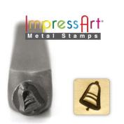 ImpressArt- 6mm, Bell Design Stamp