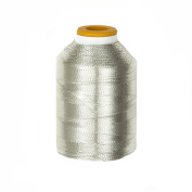 Coats & Clark Metallic Embroidery Thread 600 YD Silver