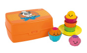 TOMY Shake & Sort Cupcakes Toy