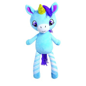 """Adora Zippity Hug """"N"""" Hide Celeste 50cm Weighted Cuddly Soft Snuggle Play Doll Toy Gift with Stuff Pocket for Children 0+"""