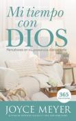Mi Tiempo Con Dios [Spanish]