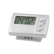Adhesive Digital LCD 99 Minute 59 Second Count Down Alarm Timer