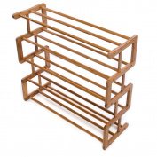 Shoe Rack/Wooden Shoe Rack/Folding Shoe Rack/Multi-layer Shoe Rack/Modern Minimalist/Shelf Holder /Multi-functional Shoe Rack