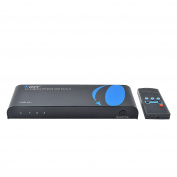 Orei 3x1 2.0 3-Port HDMI Powered Switcher for Full 4K X 2K @ 60HZ HD 1080P & 3D Support - UHD-301