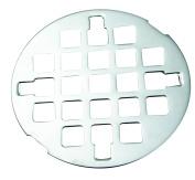 Casper Snap-in Shower Strainer in Polished Chrome