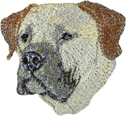Boerboel, Embroidery, patch with the image of a dog