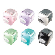 Tangc 1pc Cute Mini Pig Pencil Sharpener Animal Stationery For School Student Kid Gift