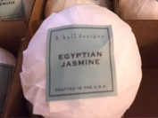 ONE Egyptian Jasmine Bath Bomb, 100ml by K Hall Design