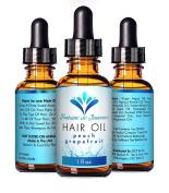 Hair Oil - Peach Grapefruit Scent