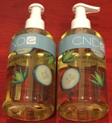 Scentsations Cucumber & Aloe Hand & Body Wash - 245 mL / 8.3oz x 2 piece