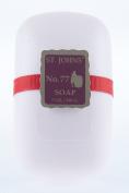 No. 77 Luxury Soap by St Johns. Bath Soap Bar 210ml St Johns Fragrances