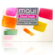 Maui Soap Company Island Sands Handmade Hawaiian Soap