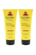 Naked Bee 200ml Jasmine & Honey Moisturising Hand & Body Lotion (2 pk), Natural Personal Care Products