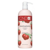 Scentsations Hand & Body Lotion Cranberry - 920ml - 1 Bottle