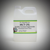 950ml Premium MCT Oil derived from Organic Coconut Oil Pure Medium-Chain Triglyceride