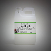 1890ml Premium MCT Oil derived from Organic Coconut Oil Pure Medium-Chain Triglyceride