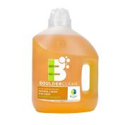 Boulder Clean Natural Liquid Dish Soap Refill, Valencia Orange, 100 Fluid Ounce