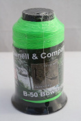 Brownell B50 0.1kg Flo Green Bowstring Material 0.1kg Dacron Bow String Archery
