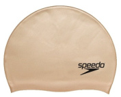Speedo Silicone Solid Swim Cap