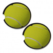 Tennis Ball - Sandstone Car Drink Coaster