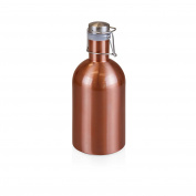 LEGACY - a Picnic Time brand Stainless Steel Growler, 1890ml, Copper