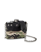 Wild Eye Camouflage Hand Bag Flask