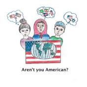 Aren't You American?