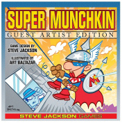 Super Munchkin Guest Artist Edition Illustrated by Art Baltazar
