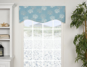 Captiva Shaped 130cm Curtain VALANCE