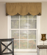 RLF HOME Burlap Petticoat 130cm Curtain VALANCE