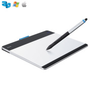 Wacom Intuos Pen & Touch Tablet Small Includes Valuable Software