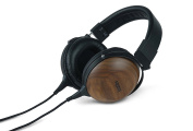 Fostex TH610 Premium Stereo Headphones with Tesla Magnetic Circuit, Black/Walnut