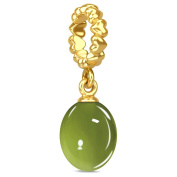 Endless Jewellery August Protection Gold Charm