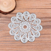 SMYTShop Embossing Die Cuts Creative Card Making and Paper Craft for DIY Carbon Steel Pack of 1