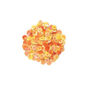 Hero Hues Ombre Sunshine Sequins Embellishments for Scrapbooking