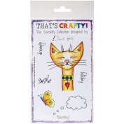 That's Crafty Clear Stamp 10cm x 15cm -Bentley