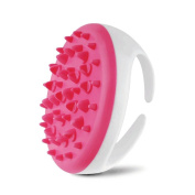 Cellulite Massager and Remover Brush Mitt Soft Glove Slimming Relaxing Scrub