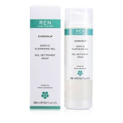 New 2007 products Ren Evercalm Gentle Cleansing Gel (For Sensitive Skin) -150ml/5.1oz