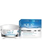 Intensely Moisturising Aqua Plus Day Cream by Miraculum - Sun Protect Factor (SPF) 15 - Fines Wrinkles - UVA/UVB Rays Protect - Trehasole & HydraSynol DOI - for dry skin - 50ml