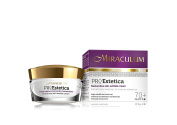 Restorative Anti-Wrinkle Day Cream by Miraculum - Sun Protect Factor (SPF) 15 - Most Important Active Ingredients - with Biofunctional Ingredient of Soybeans & Moringa Oil - for 70+ Women - 50ml
