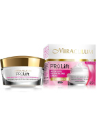 Anti Wrinkle Intensively Regenerating Night Cream by Miraculum ProLift - with Most Important Active Ingredients - Spectacular Lifting Effect - for 45+ Women - 50ml