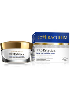 Facial Oval Modelling Night Cream by Miraculum - with Most Important Active Ingredients - with Hyaluronic Acid, Hial Prolift - for 60+ Women - 50ml