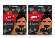 Yes To Tomatoes Detoxifying Charcoal Paper Mask Bundle
