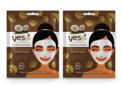 Yes To Coconut Ultra Hydrating Paper Mask Bundle