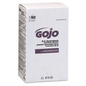 GOJ7280 - E2 Sanitising Lotion Soap, Fragrance-free, 2000 Ml Refill