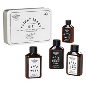 Gentlemen's Hardware Flight Ready Kit - Travel Kit for Men