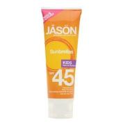 Jason Spf 45 Sunbrella Kids Sunblock 120ml by Jasons Natural